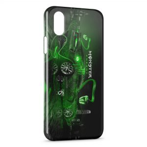 Monster Energy F1 iPhone X & XS hoesjes