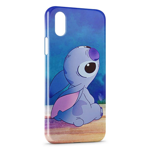 Stitch le Nez en l'air iPhone X & XS hoesjes