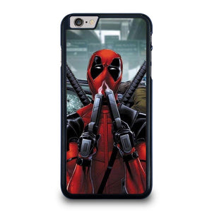 DEADPOOL ANTI HERO MARVEL iPhone 6 / 6S Plus Hoesje