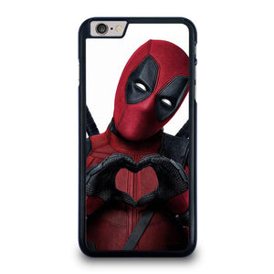 DEADPOOL LOVE iPhone 6 / 6S Plus Hoesje