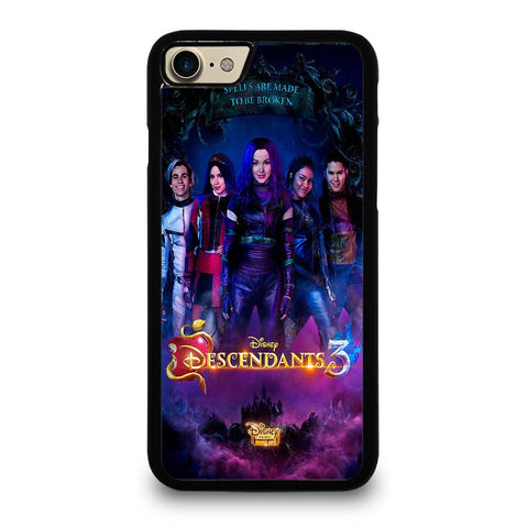 DESCENDANTS 3 DISNEY iPhone 7 / 8 Hoesje