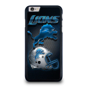DETROIT LIONS LOGO HELMET iPhone 6 / 6S Plus Hoesje
