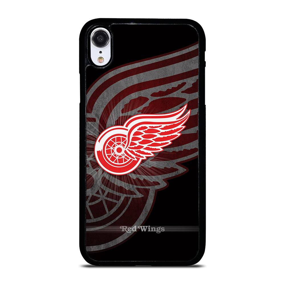 DETROIT REDWINGS HOCKEY iPhone XR Hoesje,iphone xr hoesje action iphone xr hoesje transparant,DETROIT REDWINGS HOCKEY iPhone XR Hoesje