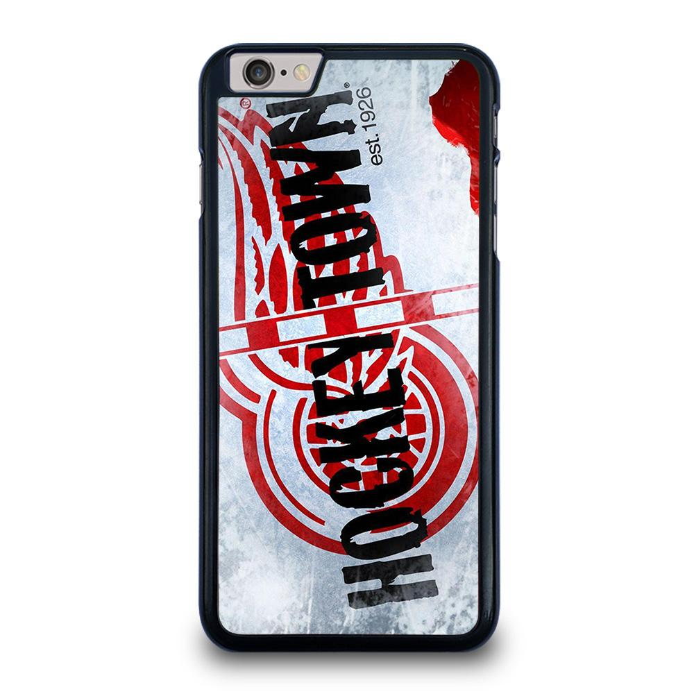 DETROIT REDWINGS NHL iPhone 6 / 6S Plus Hoesje