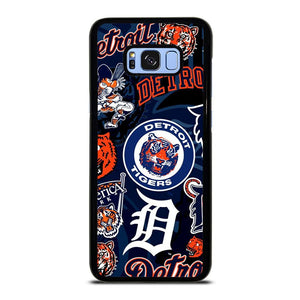 DETROIT TIGERS BASEBALL COLLAGE Samsung Galaxy S8 Plus Hoesje,samsung s8 plus hoesje foto samsung s8  hoesje,DETROIT TIGERS BASEBALL COLLAGE Samsung Galaxy S8 Plus Hoesje