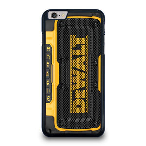 DEWALT SPEAKER JOBSITE iPhone 6 / 6S Plus Hoesje