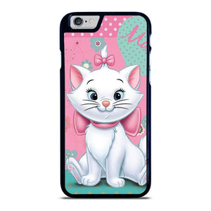 DISNEY MARIE THE ARISTOCATS CAT CUTE iPhone 6 / 6S hoesje