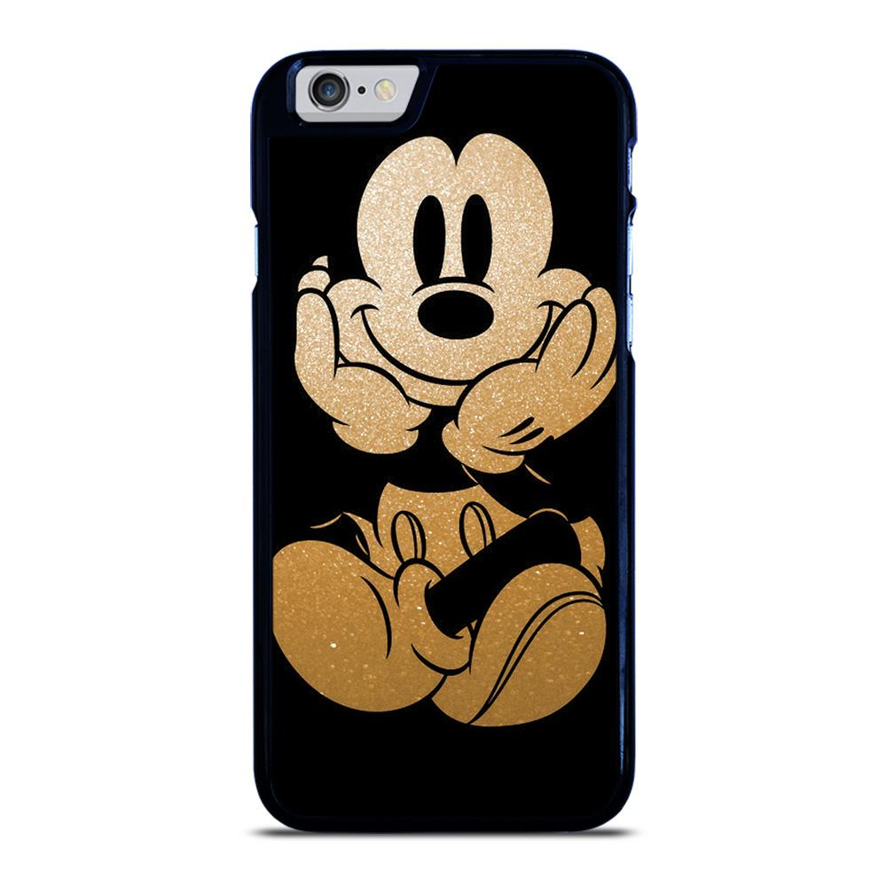 DISNEY MICKEY MOUSE GOLD iPhone 6 / 6S hoesje