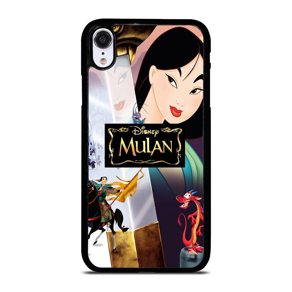 DISNEY MULAN  iPhone XR Hoesje,iphone xr hoesje grip leren iphone xr hoesje,DISNEY MULAN  iPhone XR Hoesje