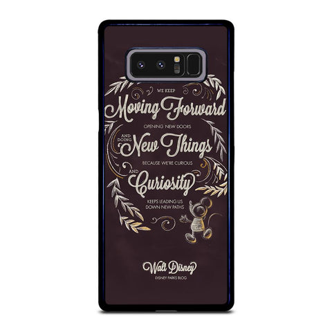 coque custodia cover fundas hoesjes j3 J5 J6 s20 s10 s9 s8 s7 s6 s5 plus edge D21613 DISNEY QUOTE Samsung Galaxy Note 8 Case