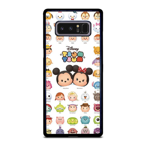 coque custodia cover fundas hoesjes j3 J5 J6 s20 s10 s9 s8 s7 s6 s5 plus edge D21796 DISNEY TSUM TSUM Samsung Galaxy Note 8 Case