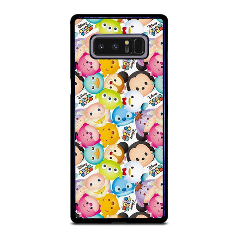 coque custodia cover fundas hoesjes j3 J5 J6 s20 s10 s9 s8 s7 s6 s5 plus edge D21726 DISNEY TSUM TSUM #1 Samsung Galaxy Note 8 Case