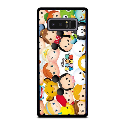 coque custodia cover fundas hoesjes j3 J5 J6 s20 s10 s9 s8 s7 s6 s5 plus edge D21740 DISNEY TSUM TSUM #2 Samsung Galaxy Note 8 Case