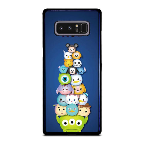 coque custodia cover fundas hoesjes j3 J5 J6 s20 s10 s9 s8 s7 s6 s5 plus edge D21754 DISNEY TSUM TSUM #3 Samsung Galaxy Note 8 Case
