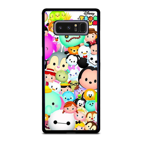 coque custodia cover fundas hoesjes j3 J5 J6 s20 s10 s9 s8 s7 s6 s5 plus edge D21768 DISNEY TSUM TSUM #4 Samsung Galaxy Note 8 Case