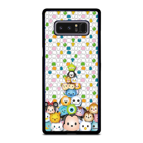 coque custodia cover fundas hoesjes j3 J5 J6 s20 s10 s9 s8 s7 s6 s5 plus edge D21782 DISNEY TSUM TSUM #5 Samsung Galaxy Note 8 Case