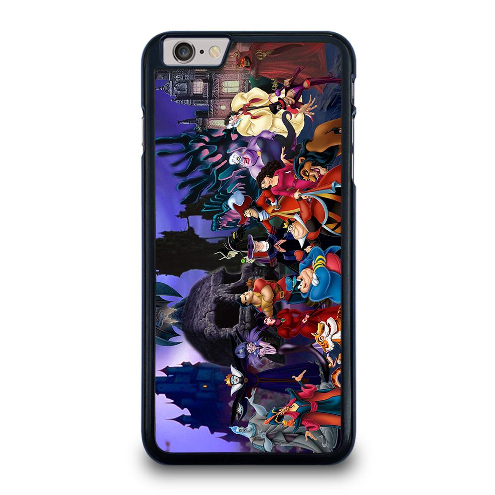 DISNEY VILLAINS iPhone 6 / 6S Plus Hoesje