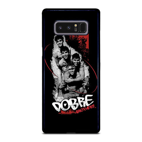 coque custodia cover fundas hoesjes j3 J5 J6 s20 s10 s9 s8 s7 s6 s5 plus edge D21884 DOBRE BROTHERS #2 Samsung Galaxy Note 8 Case