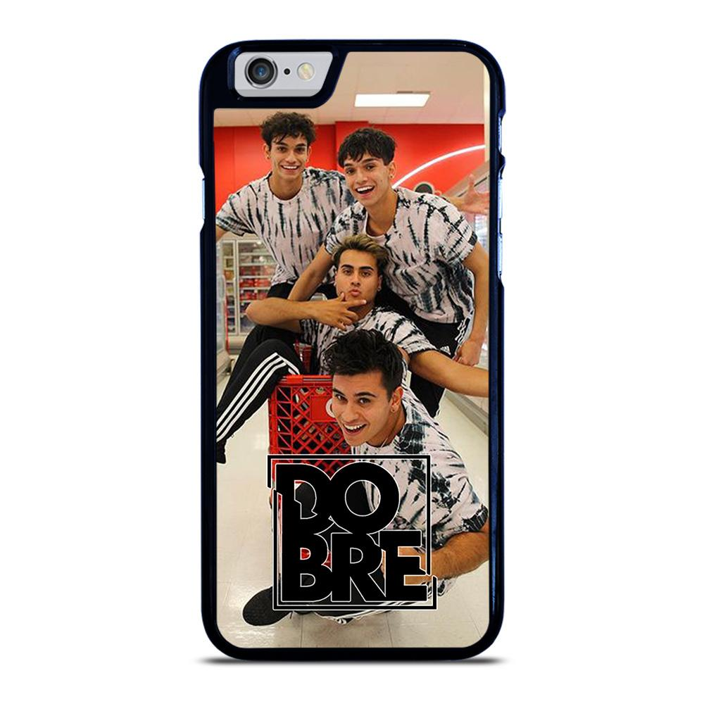 DOBRE BROTHERS 2 iPhone 6 / 6S hoesje