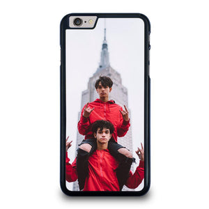 DOBRE BROTHER TWINS iPhone 6 / 6S Plus Hoesje
