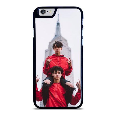 DOBRE BROTHER TWINS iPhone 6 / 6S hoesje