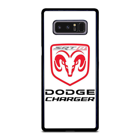 coque custodia cover fundas hoesjes j3 J5 J6 s20 s10 s9 s8 s7 s6 s5 plus edge D22004 DODGE CHARGER SRT8 #1 Samsung Galaxy Note 8 Case
