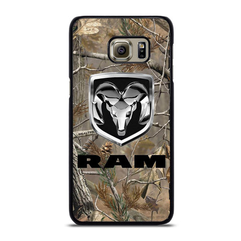 coque custodia cover fundas hoesjes j3 J5 J6 s20 s10 s9 s8 s7 s6 s5 plus edge D22080 DODGE RAM CAMO Samsung Galaxy S6 Edge Plus Case