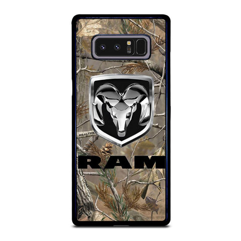 coque custodia cover fundas hoesjes j3 J5 J6 s20 s10 s9 s8 s7 s6 s5 plus edge D22072 DODGE RAM CAMO Samsung Galaxy Note 8 Case