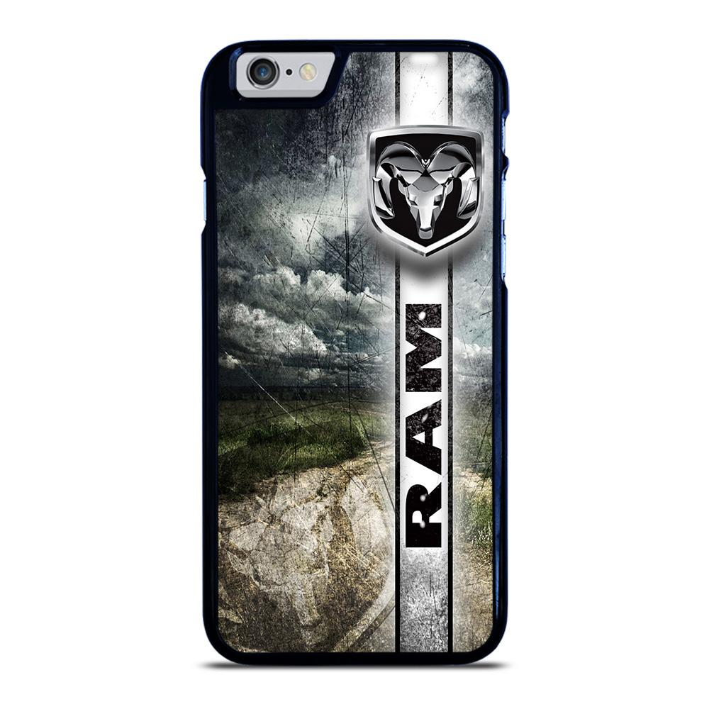 DODGE RAM LOGO iPhone 6 / 6S hoesje