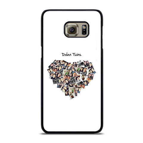 coque custodia cover fundas hoesjes j3 J5 J6 s20 s10 s9 s8 s7 s6 s5 plus edge D22128 DOLAN TWINS #3 Samsung Galaxy S6 Edge Plus Case
