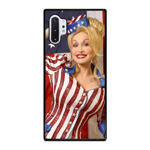 coque custodia cover fundas hoesjes j3 J5 J6 s20 s10 s9 s8 s7 s6 s5 plus edge D22182 DOLLY PARTON Samsung Galaxy Note 10 Plus Case