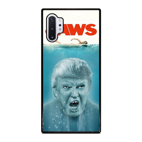 coque custodia cover fundas hoesjes j3 J5 J6 s20 s10 s9 s8 s7 s6 s5 plus edge D22230 DONALD TRUMP JAWS Samsung Galaxy Note 10 Plus Case