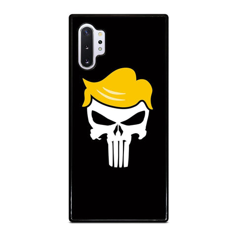 coque custodia cover fundas hoesjes j3 J5 J6 s20 s10 s9 s8 s7 s6 s5 plus edge D22258 DONALD TRUMP PUNISHER Samsung Galaxy Note 10 Plus Case