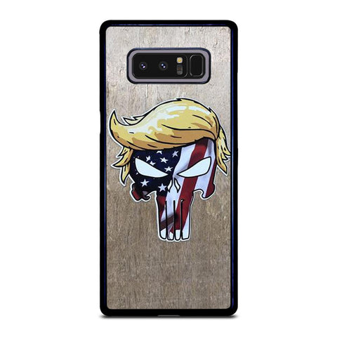 coque custodia cover fundas hoesjes j3 J5 J6 s20 s10 s9 s8 s7 s6 s5 plus edge D22245 DONALD TRUMP PUNISHER 1 Samsung Galaxy Note 8 Case
