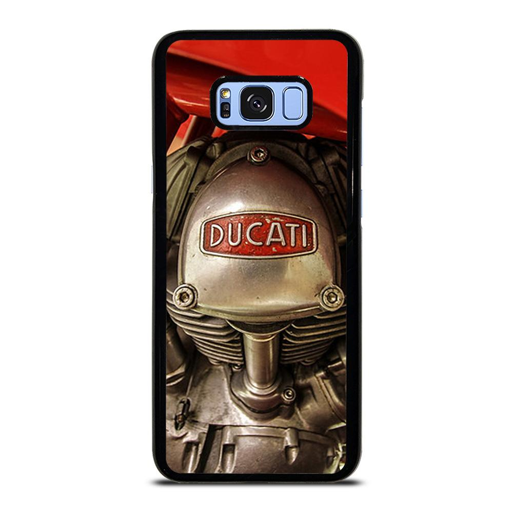DUCATI ENGINE LOGO RETRO Samsung Galaxy S8 Plus Hoesje,hoesje s8  s8 plus hoesje,DUCATI ENGINE LOGO RETRO Samsung Galaxy S8 Plus Hoesje
