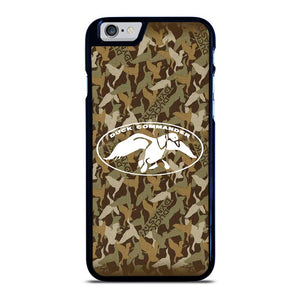 DUCK DYNASTY CAMO LOGO iPhone 6 / 6S hoesje