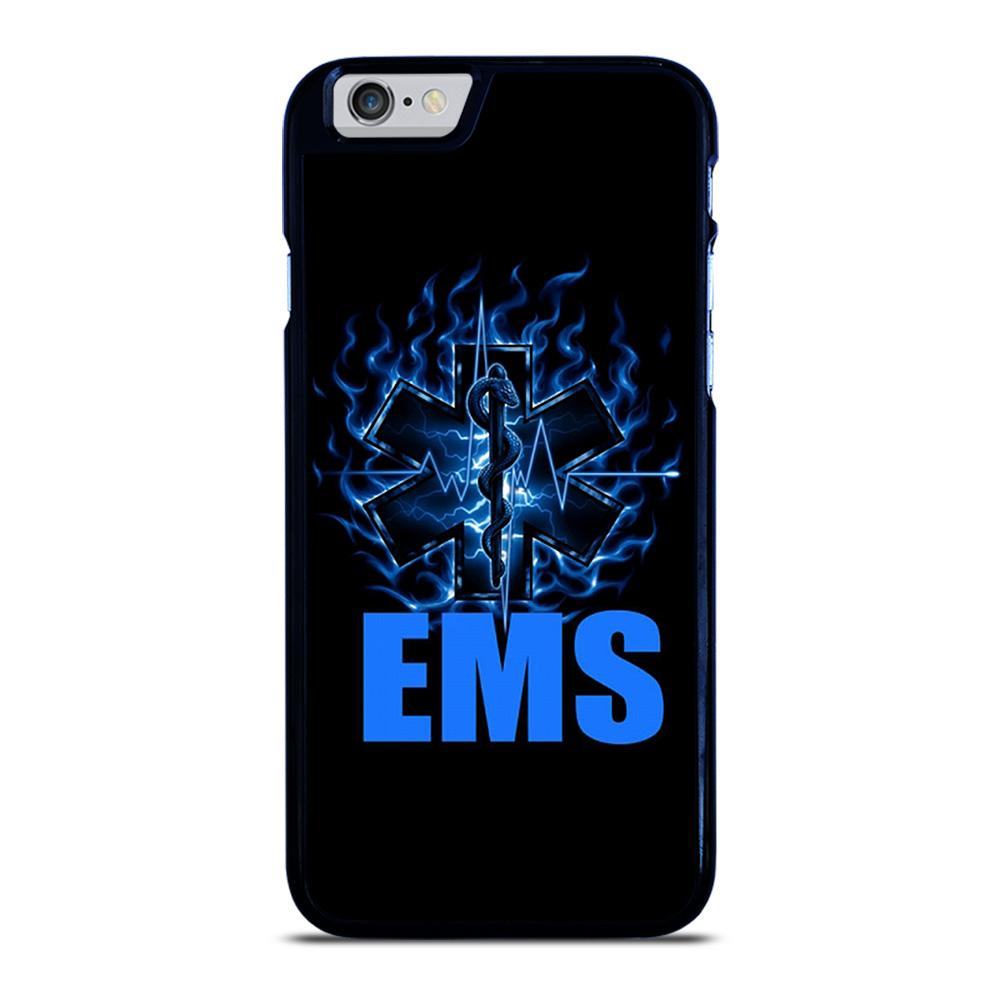 EMT EMS MEDICAL SYMBOL iPhone 6 / 6S hoesje