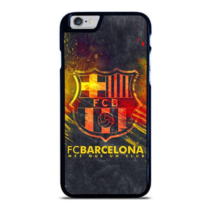 FC BARCELONA MES QUE UN CLUB iPhone 6 / 6S hoesje