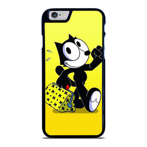 FELIX THE CAT CARTOON iPhone 6 / 6S hoesje - goedhoesje