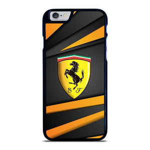FERRARI SPORT CAR EMBLEM iPhone 6 / 6S hoesje