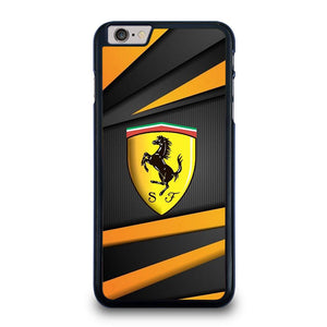 FERRARI SPORT CAR EMBLEM iPhone 6 / 6S Plus Hoesje