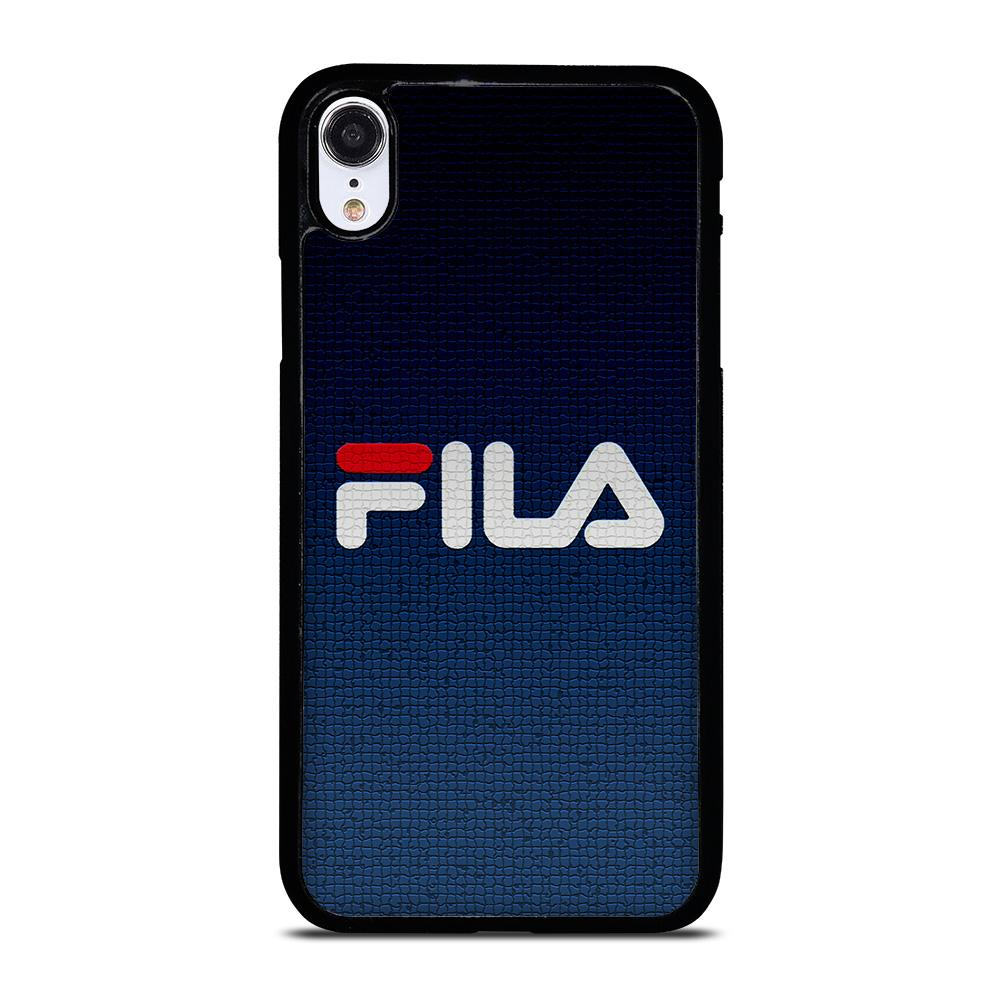 FILA SPORT ICON iPhone XR Hoesje,iphone xr hoesje siliconen leren iphone xr hoesje,FILA SPORT ICON iPhone XR Hoesje