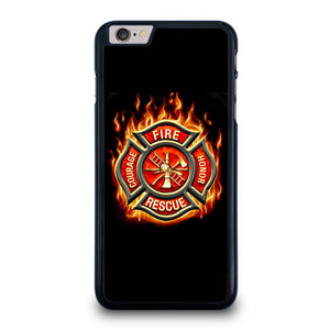 FIREFIGHTER FIREMAN LOGO iPhone 6 / 6S Plus Hoesje