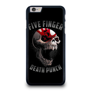 FIVE FINGER DEATH PUNCH SKULL iPhone 6 / 6S Plus Hoesje