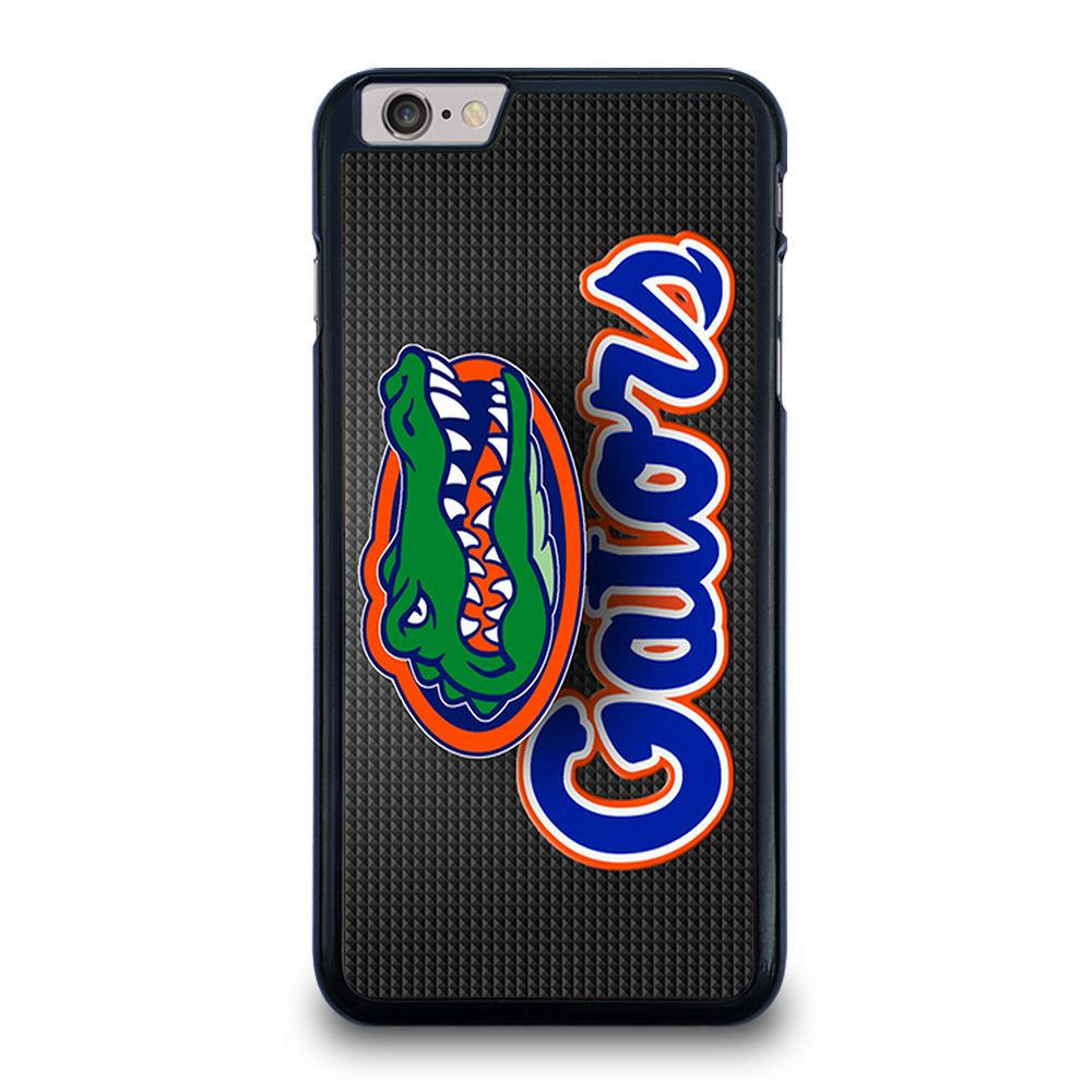 FLORIDA GATORS METAL LOGO iPhone 6 / 6S Plus Hoesje