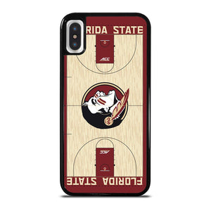 FLORIDA STATE SEMINOLES LOGO iPhone X / XS Hoesje