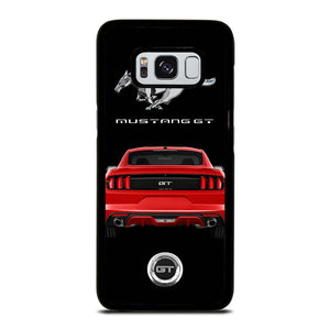 FORD MUSTANG GT RED CAR Samsung Galaxy S8 Plus Hoesje,samsung galaxy s8 plus hoesje leer samsung galaxy s8  hoesje,FORD MUSTANG GT RED CAR Samsung Galaxy S8 Plus Hoesje