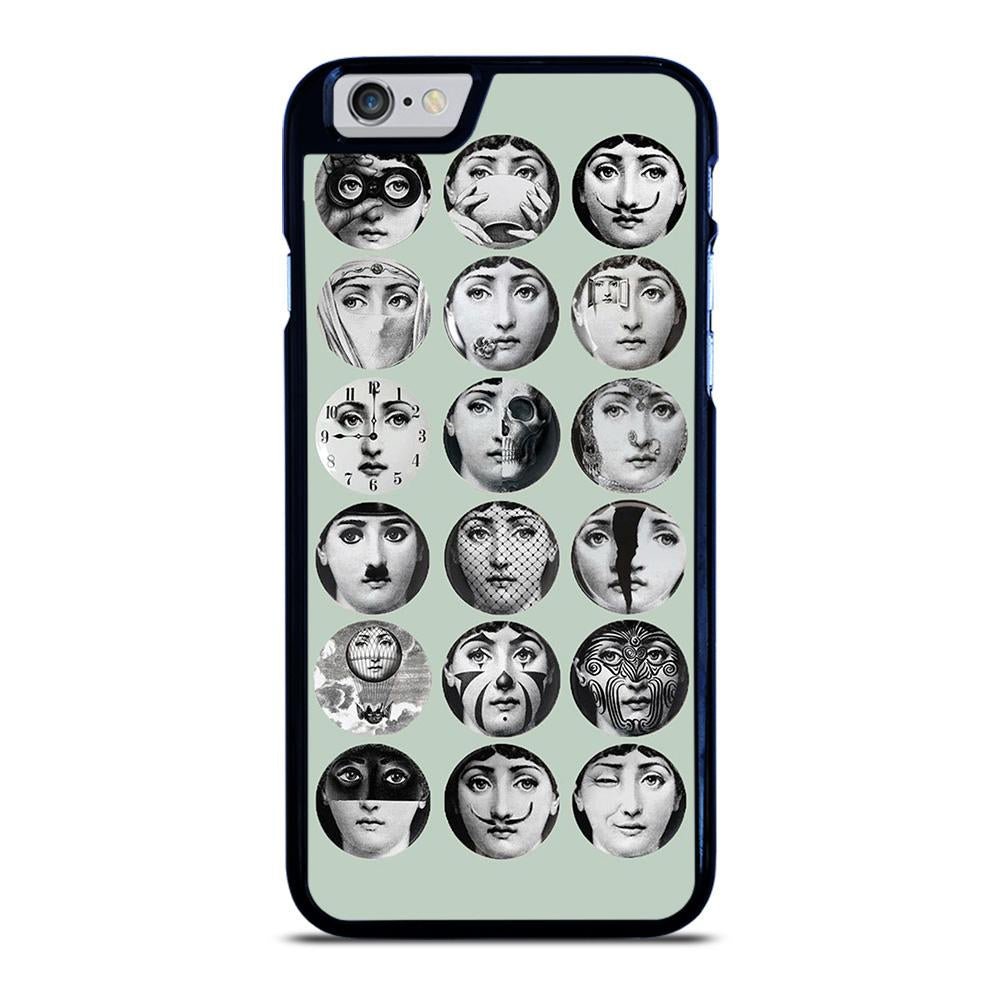 FORNASETTI EYE COLLAGE iPhone 6 / 6S Hoesje - goedhoesje