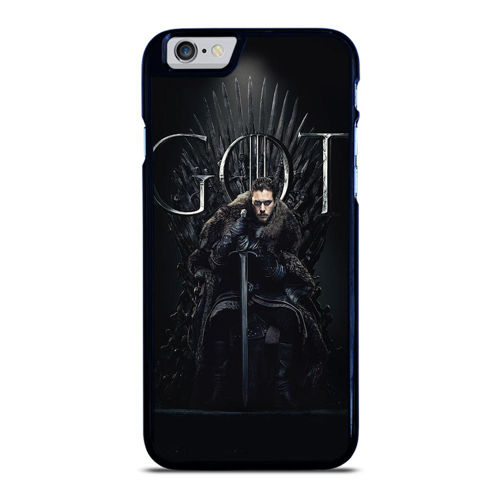 GAME OF THRONES JON SNOW iPhone 6 / 6S hoesje