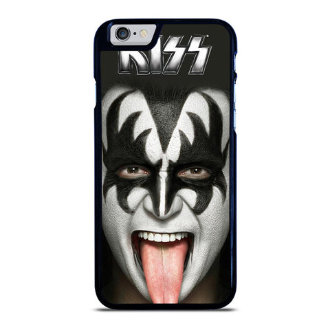 GENE SIMMONS KISS BAND iPhone 6 / 6S hoesje